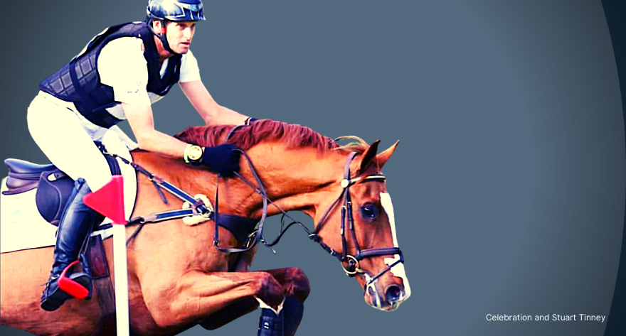 Five Star Debutants to Watch For 2021 - EquiRatings Eventing Elo - Celebration and Stuart Tinney