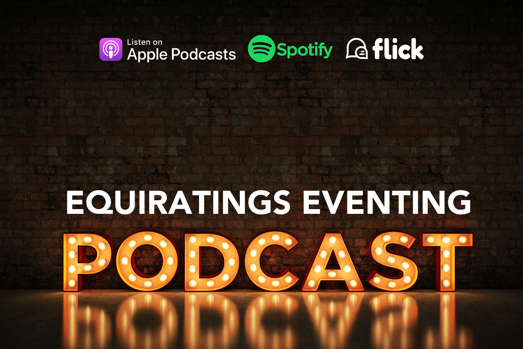 EquiRatings Eventing Podcast