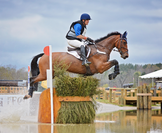 Phillip Dutton Cross Country EquiRatings Equestrian Eventing Horse Sport Data Analysis and Risk Management